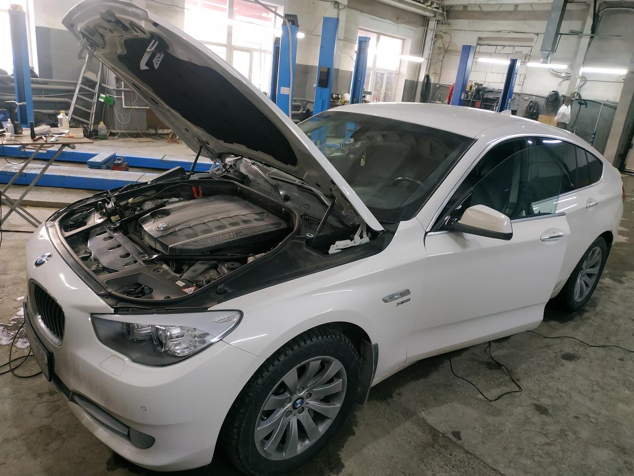 BMW F07 GT 530d 2011 г.в.