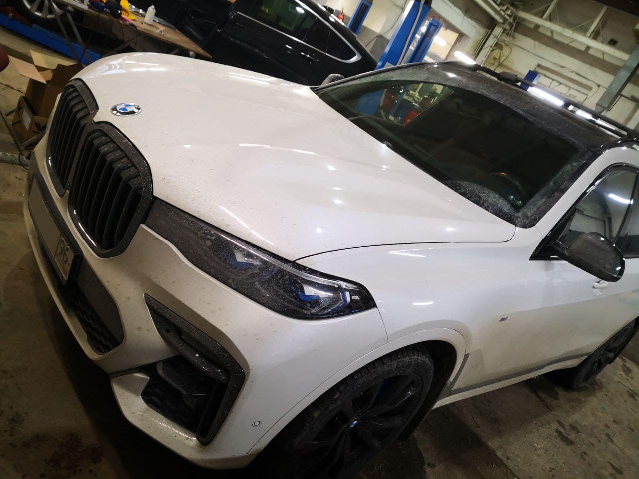BMW X7 G07 2020