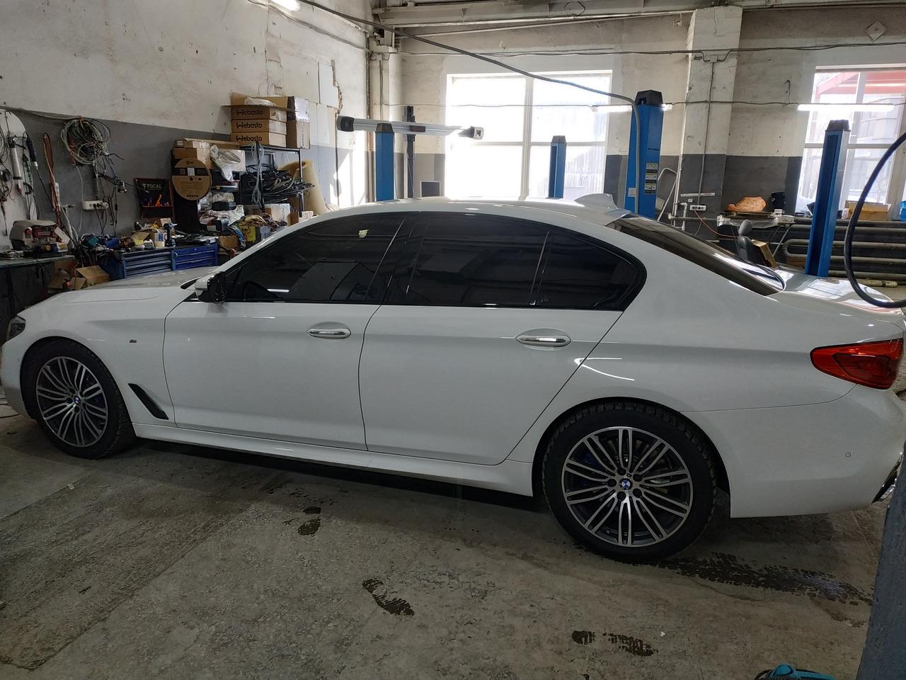 BMW G30 530d 2018 г.в.