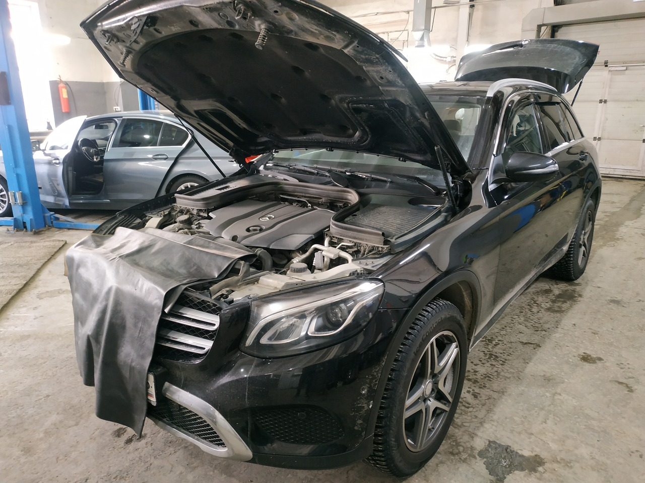 Mercedes Benz GLС 250D 4МАТIС 2017 г.в.