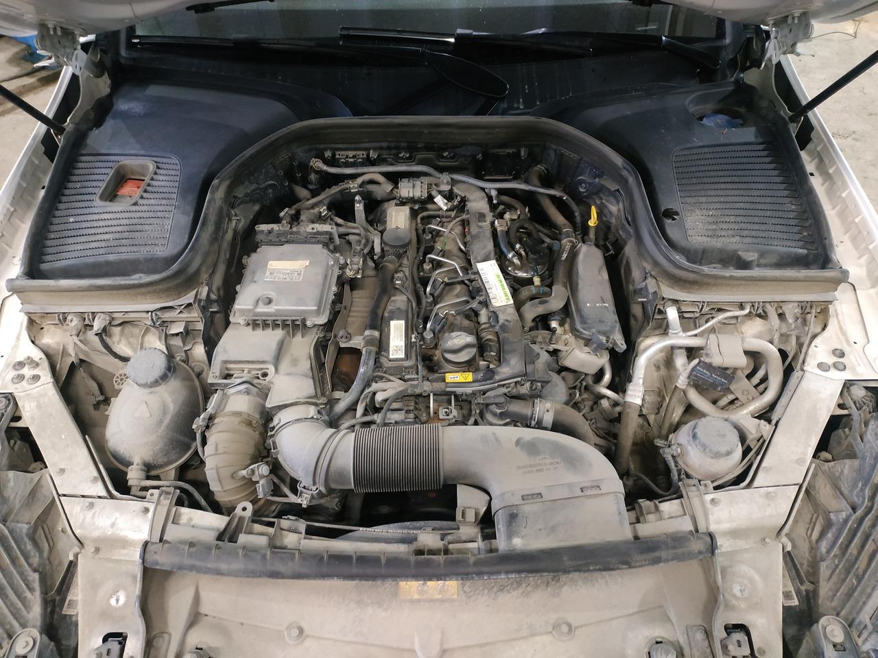 Двигатель 2.1d, 204 л.с., Mercedes GLС 250D 4МАТIС