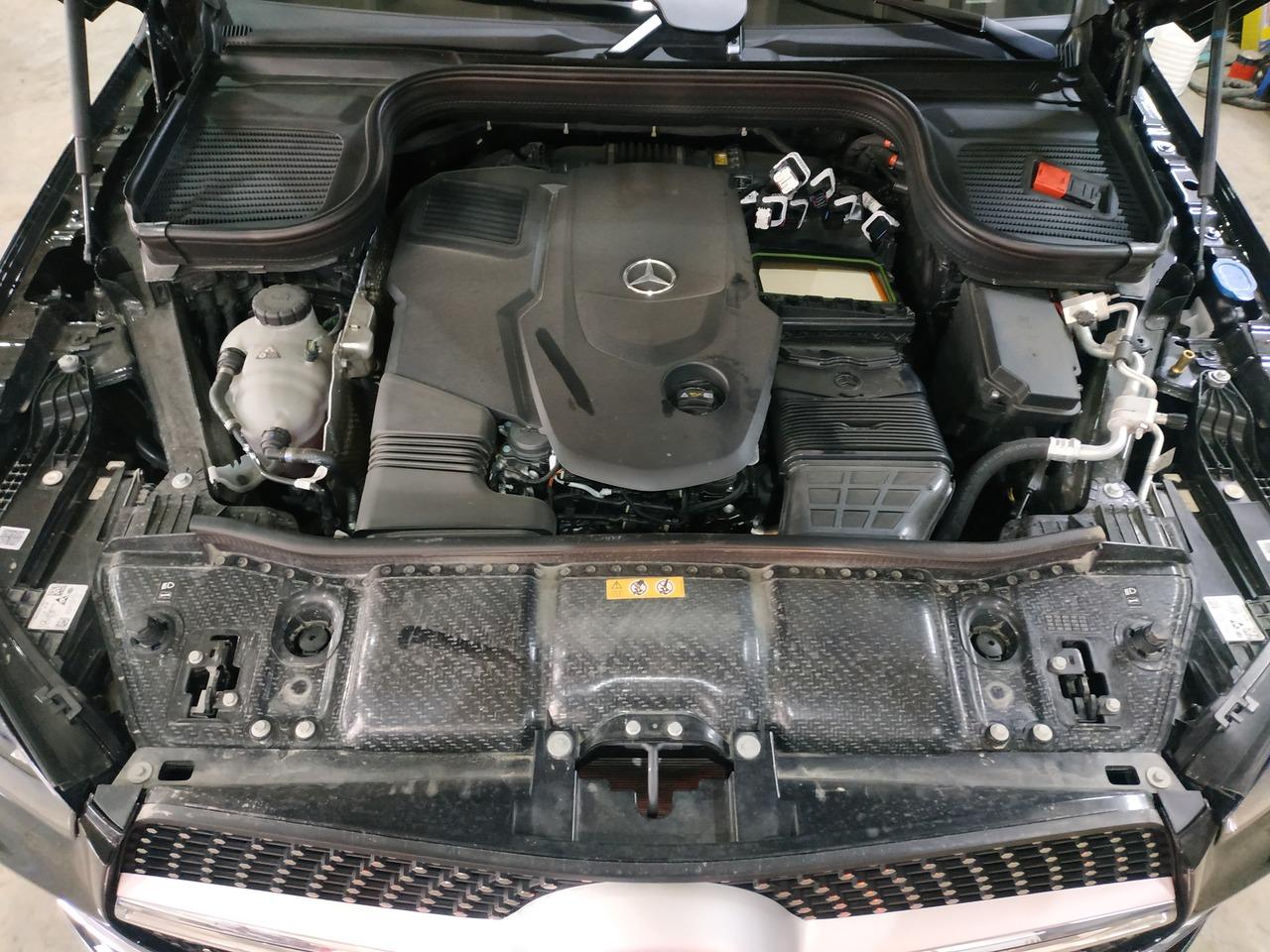Двигатель дизель 2.925 л, мощность в стоке 249 л.с.