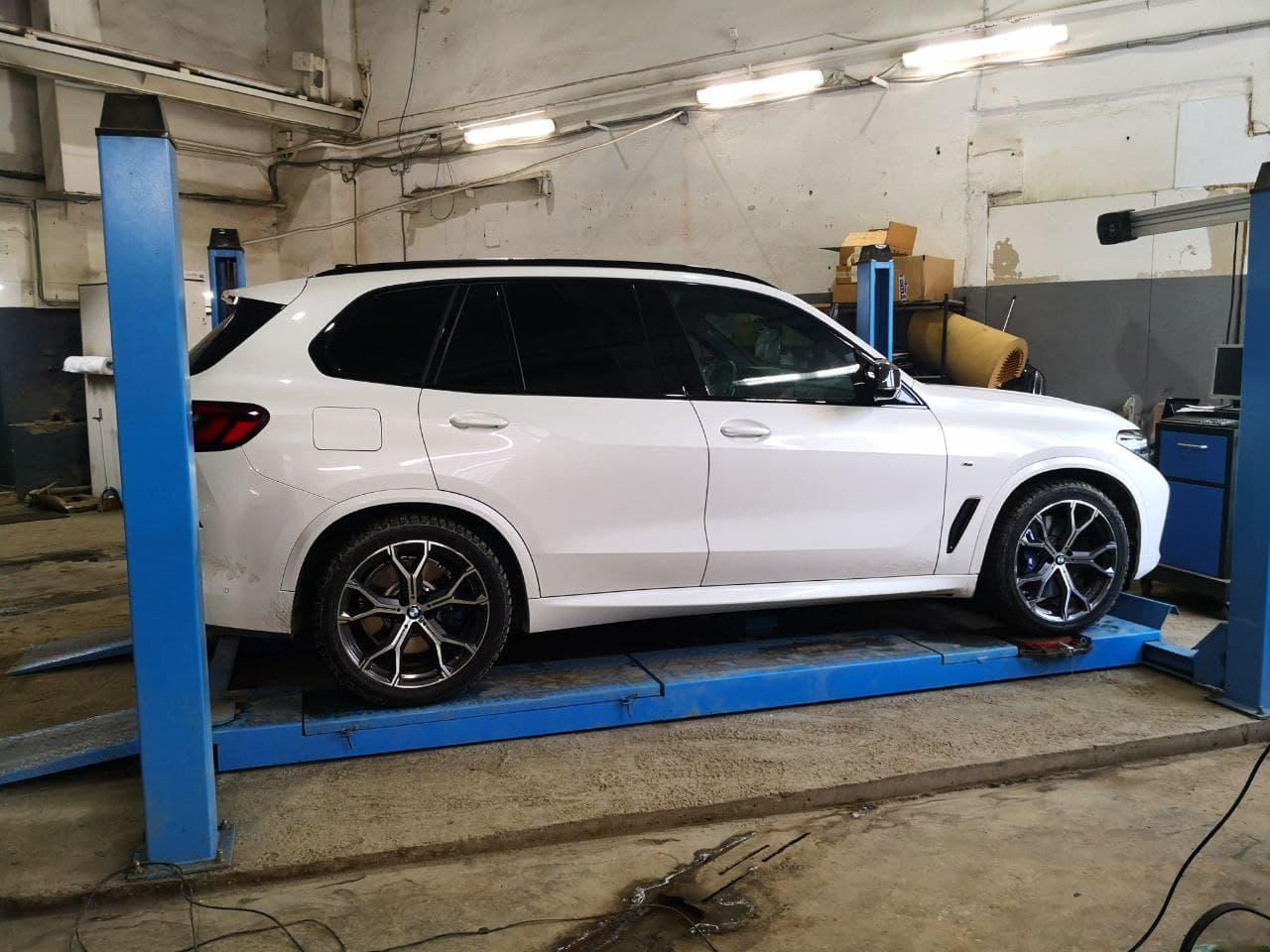 BMW X5 G05 40d 2020