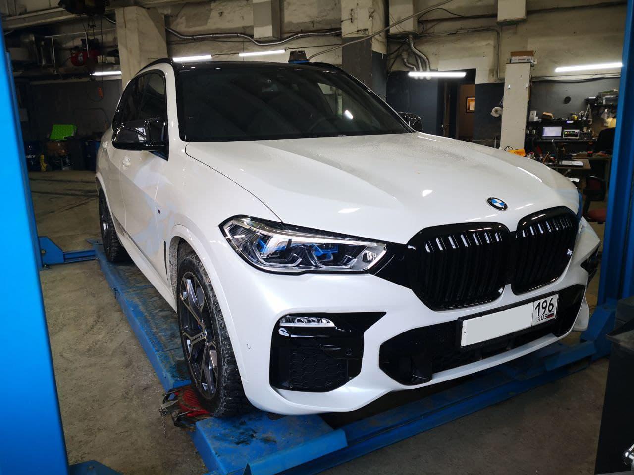 BMW X5 G05 40d