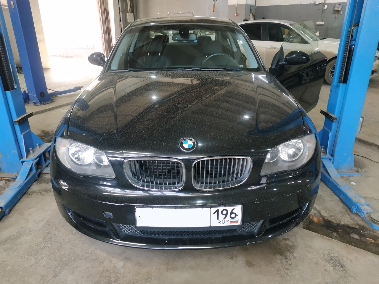 Чип тюнинг BMW E82 120d