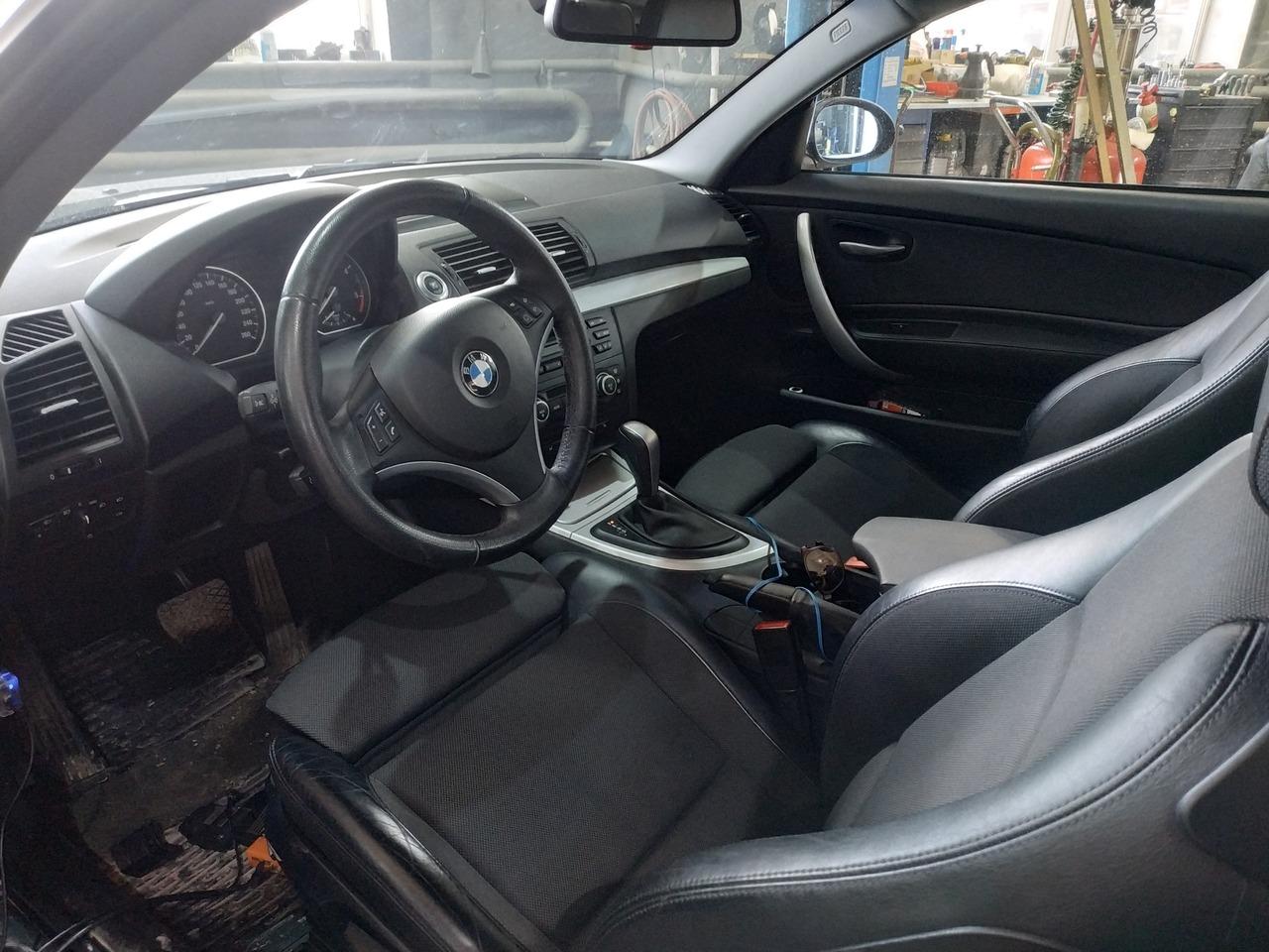 Чип тюнинг Stage1, BMW E82 120d