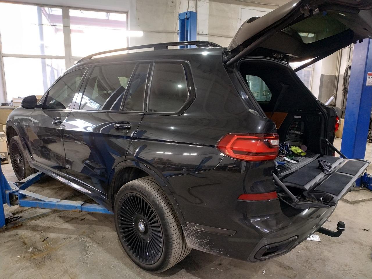 BMW X7 G07 30d 2019 г.в