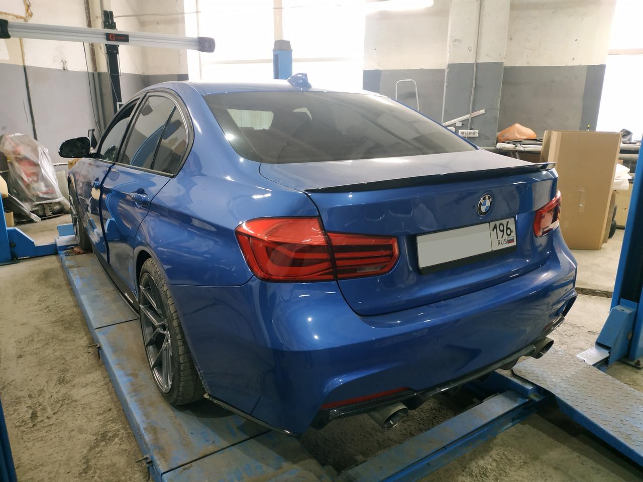 BMW F30 320dX