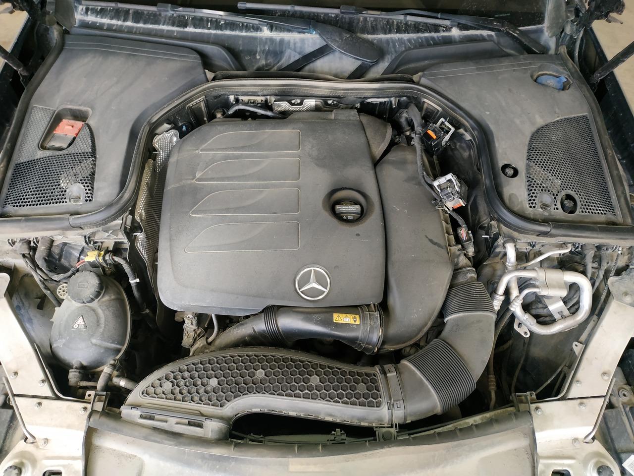 Двигатель M264, Mercedes Benz E200