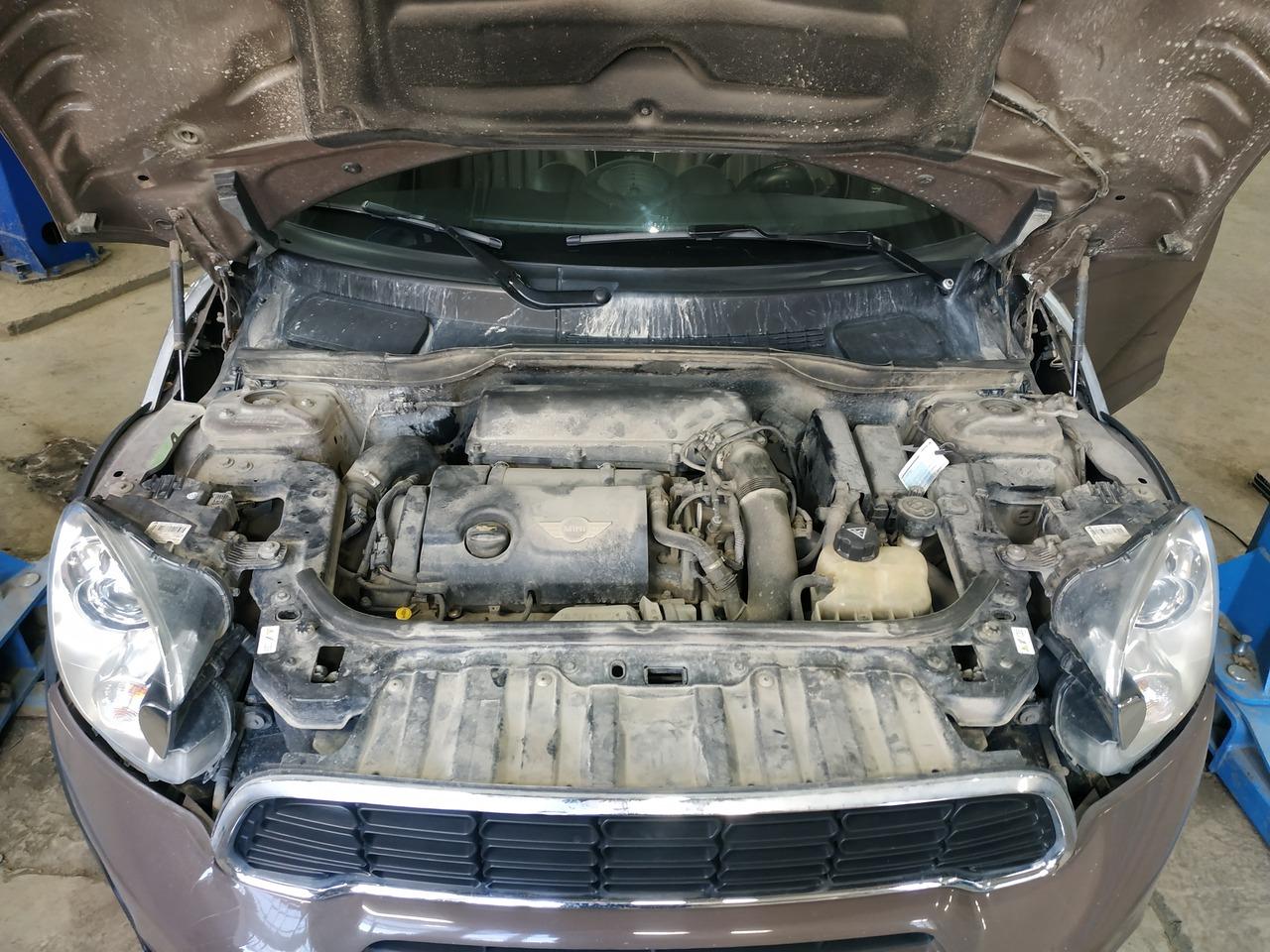 Двигатель N18, MINI Cooper S R60