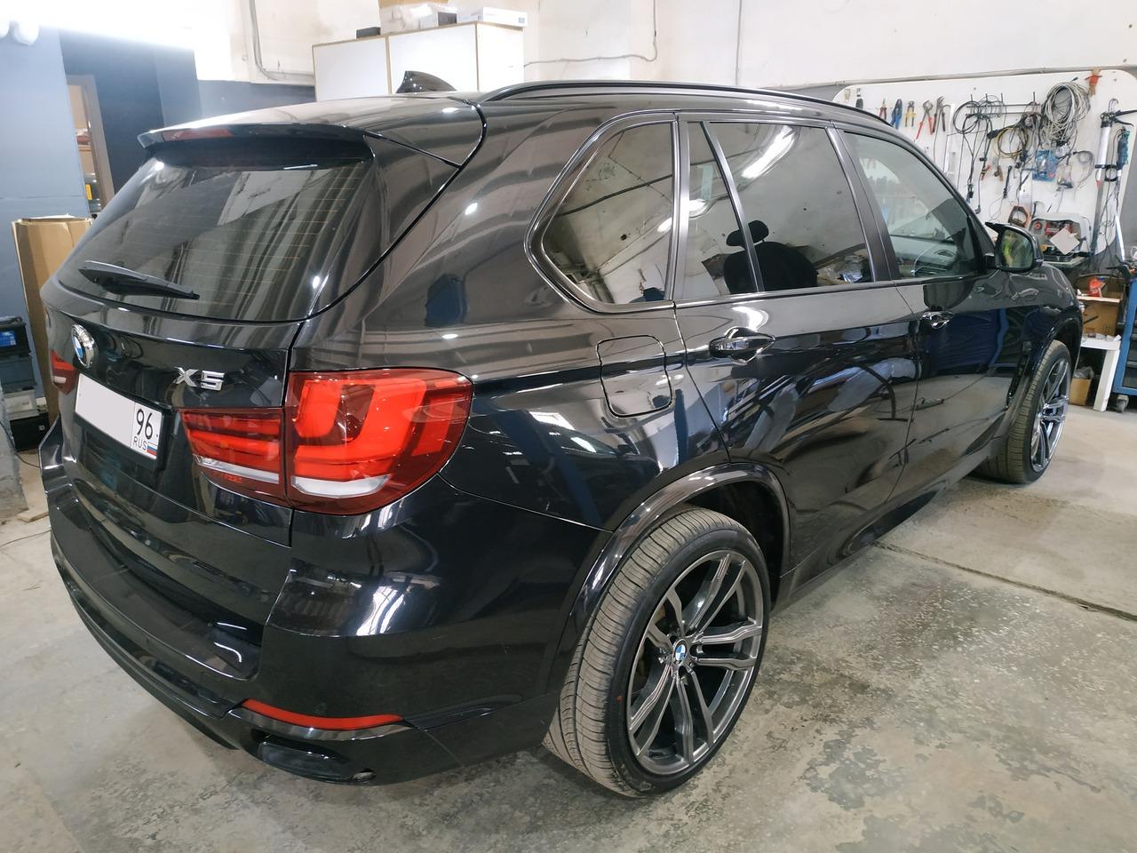 BMW F15 30d 2014 г.в.