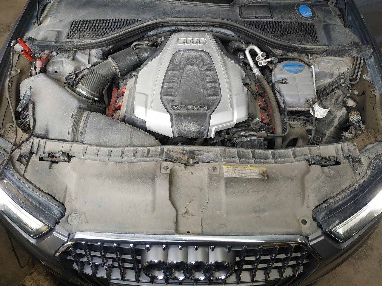 Двигатель V6 3.0 TFSI, бензин