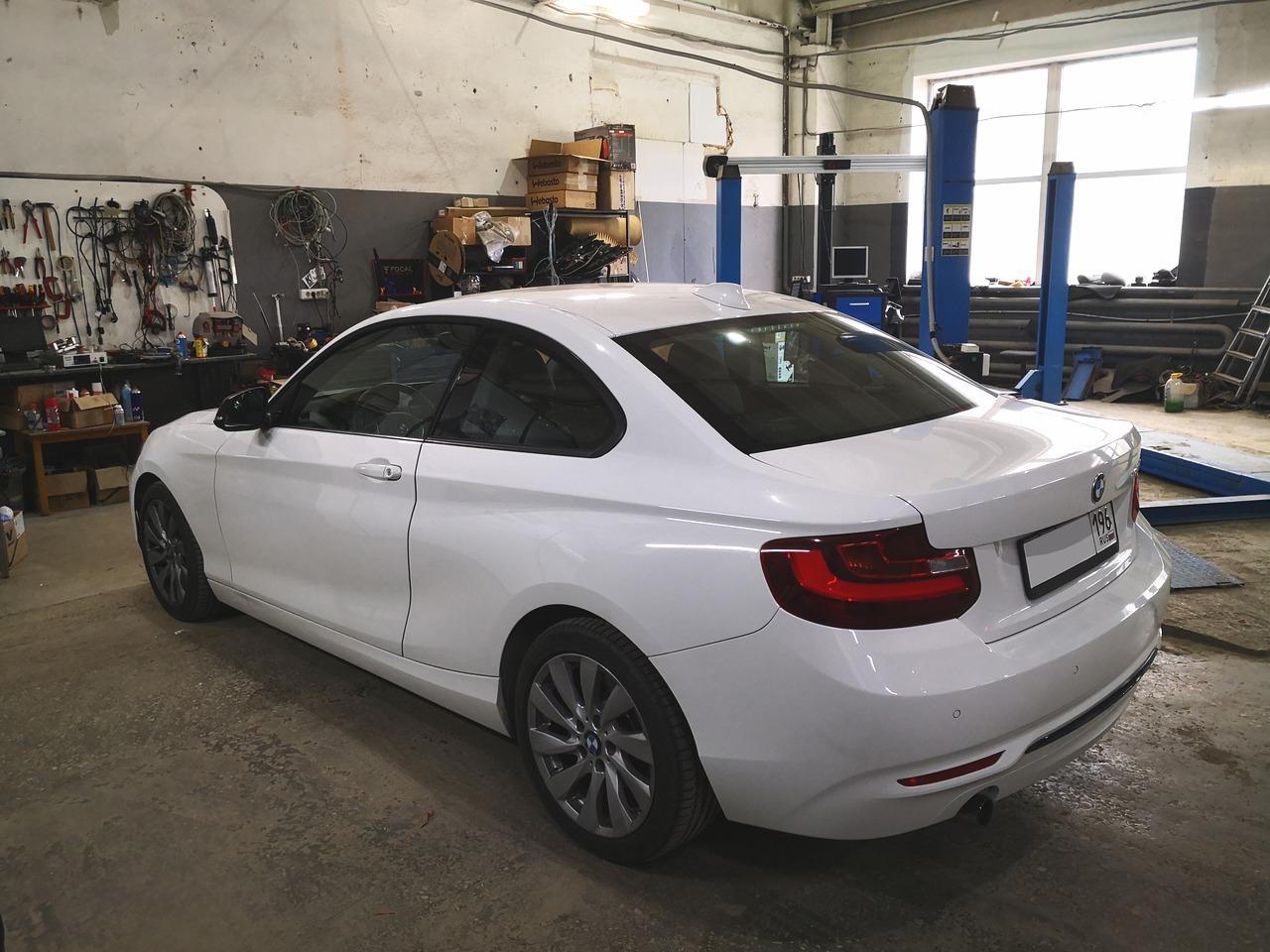 BMW F22 220d 2014 г.в.