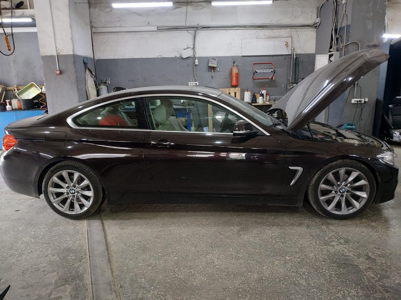 BMW F32 420d 2013