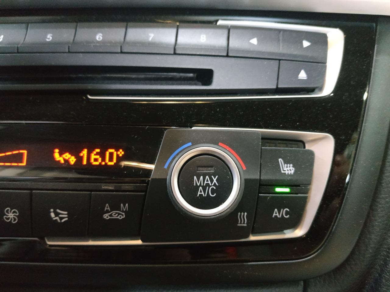 Кнопка управления кондиционером в салоне, F32