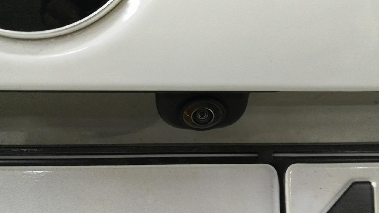 Камера заднего вида, rearview camera