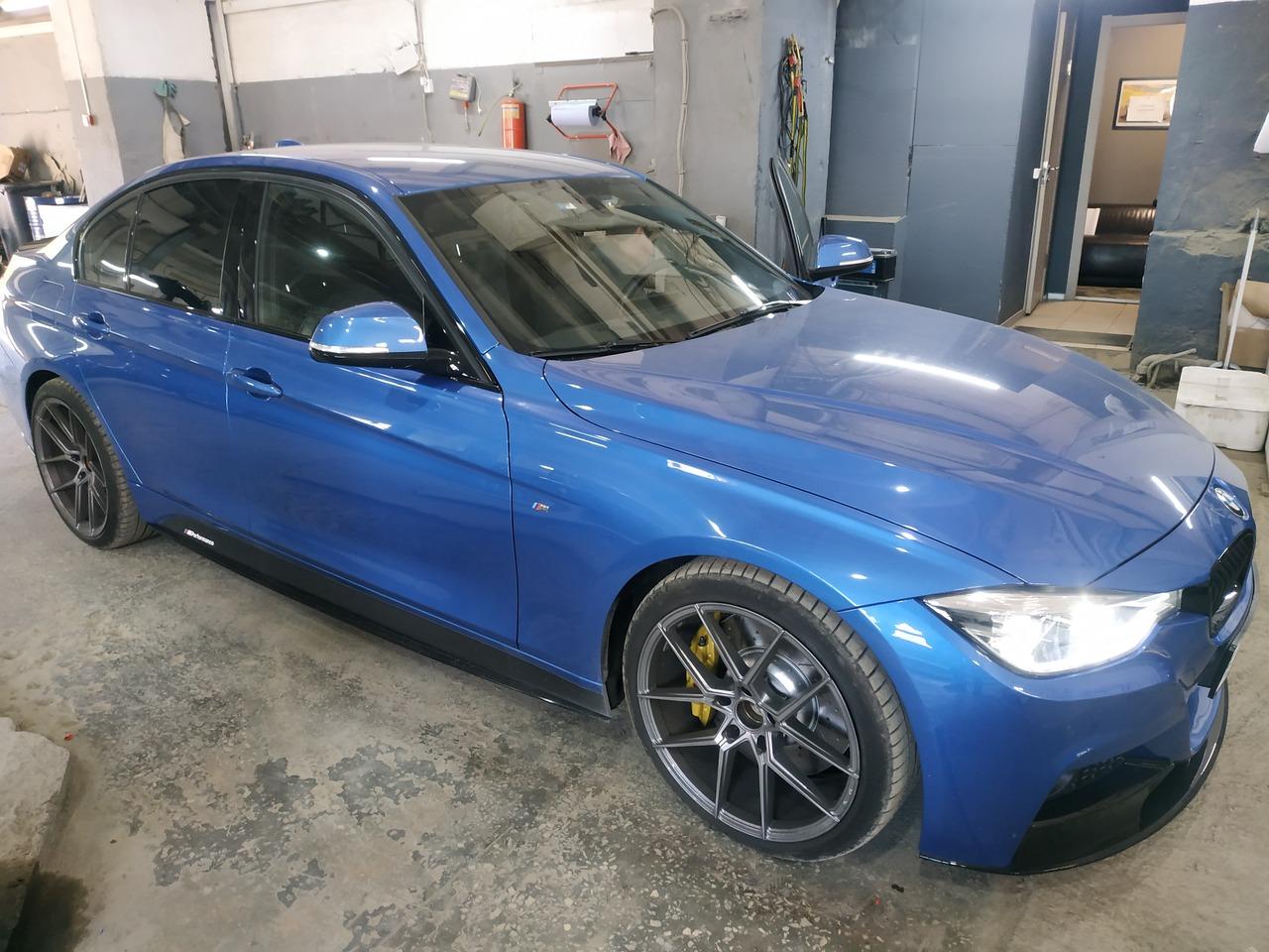 BMW F30 320d 2018