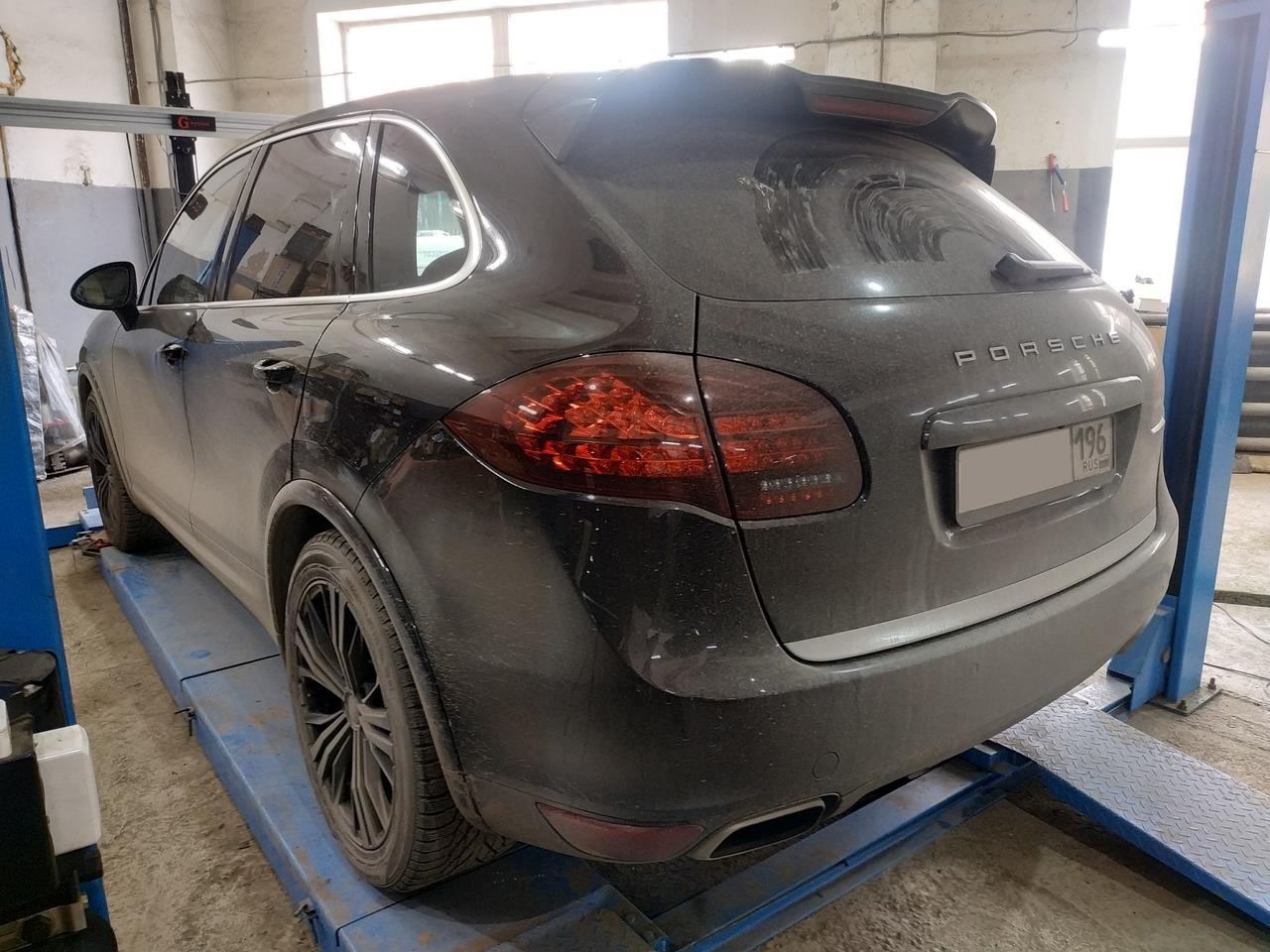 Porsche Cayenne 2013 г.в., дизель 3.0