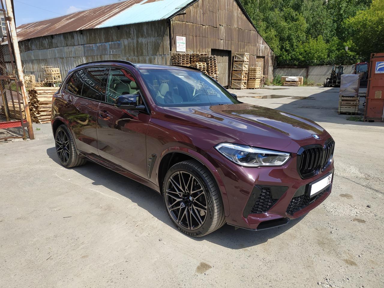 BMW F95 X5M Competition 2021 г.в.