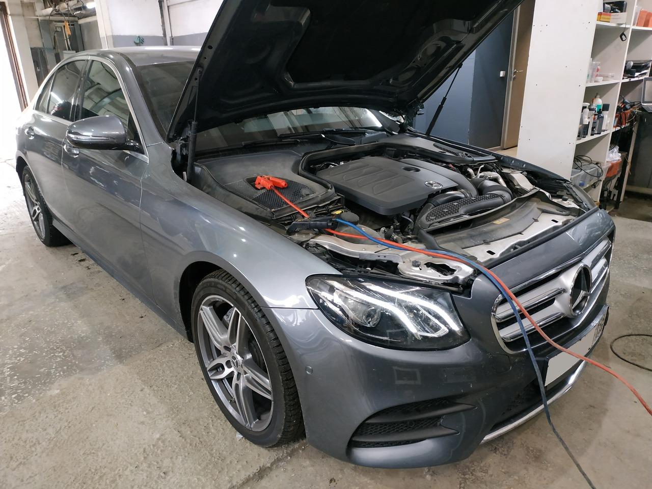 Mercedes Benz 4MATIC E200 W213 2021