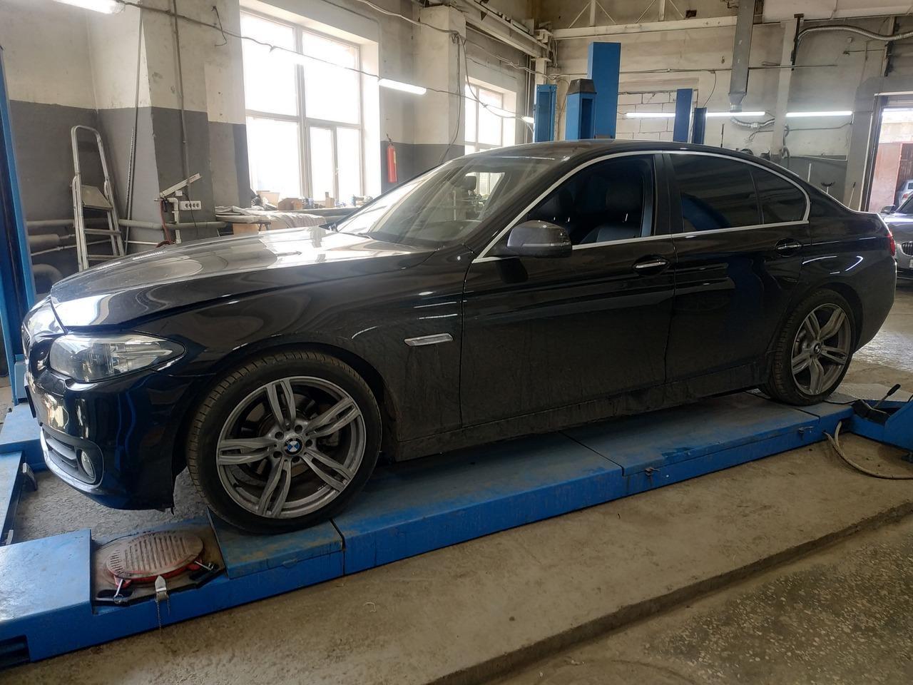 BMW F10 520d 2016 г.в.