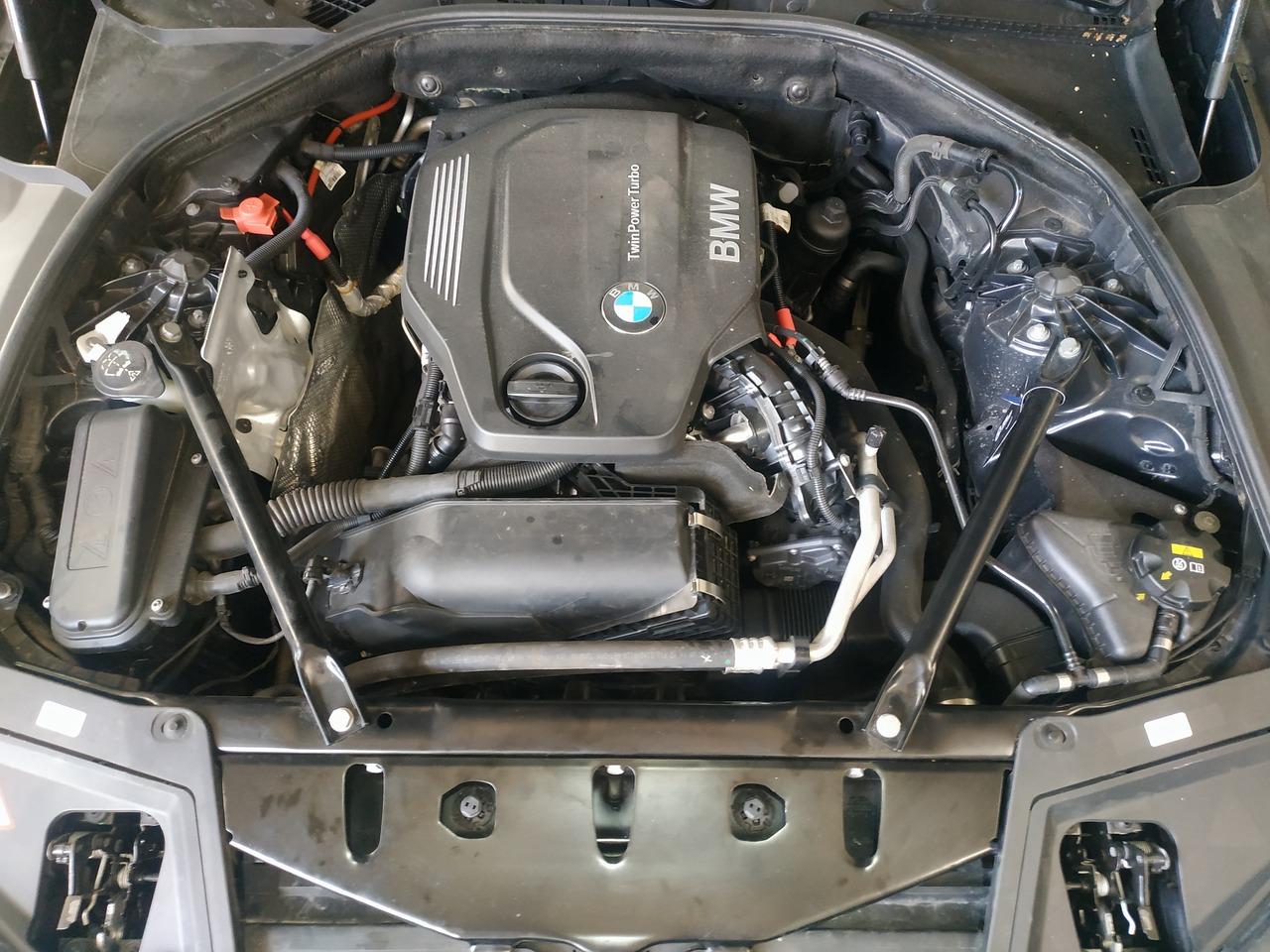 Двигатель B47, В стоке 184 л.с., чип тюнинг