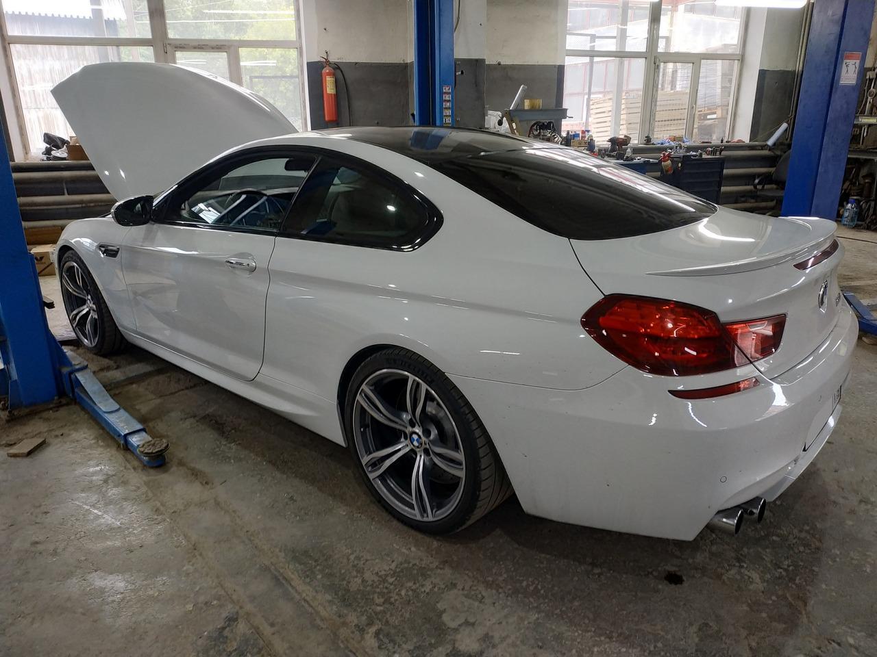 BMW F13 M6 2012 г.в.