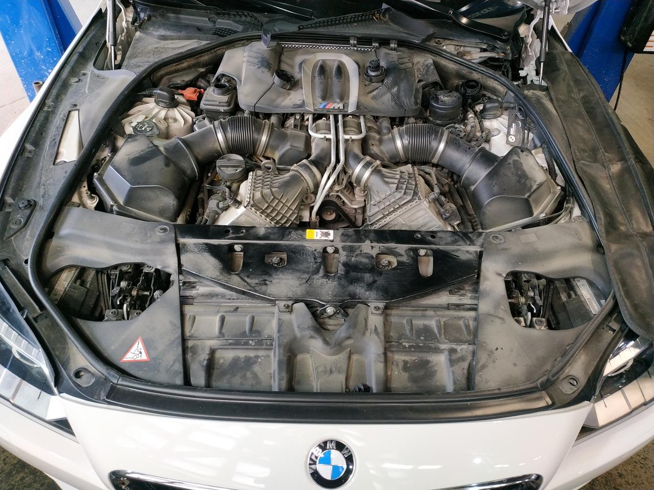 двигатель BMW M6 F13