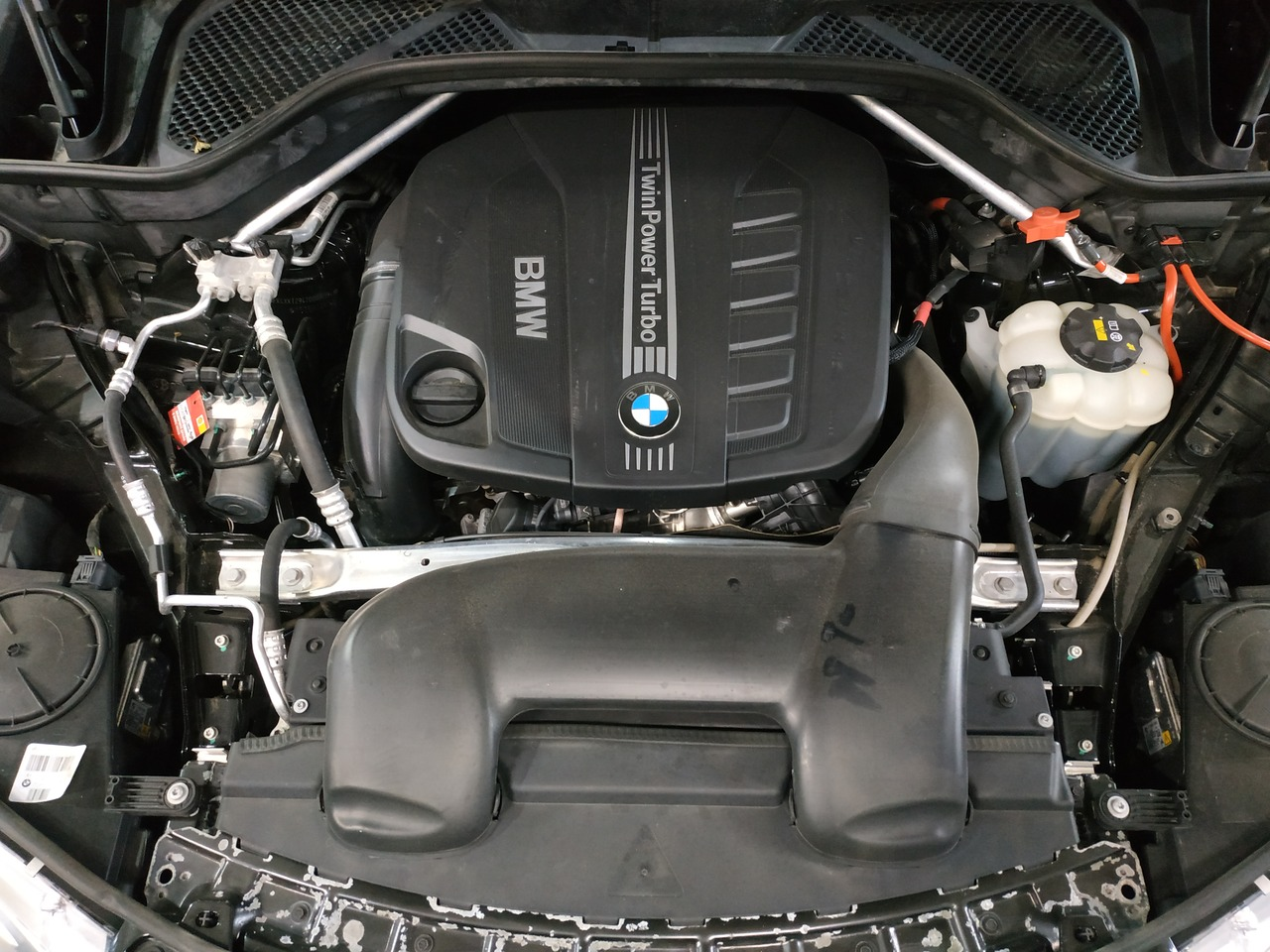 Двигатель N57 3.0, чип тюнинг