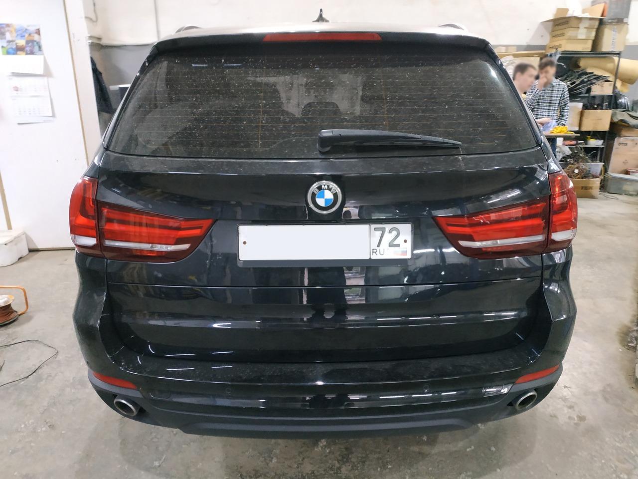 BMW X5 F15 2016 г.в.