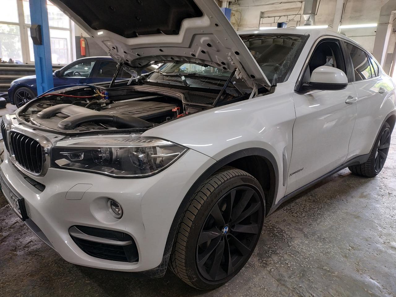 BMW Х6 F16 30d 2016 г.в.