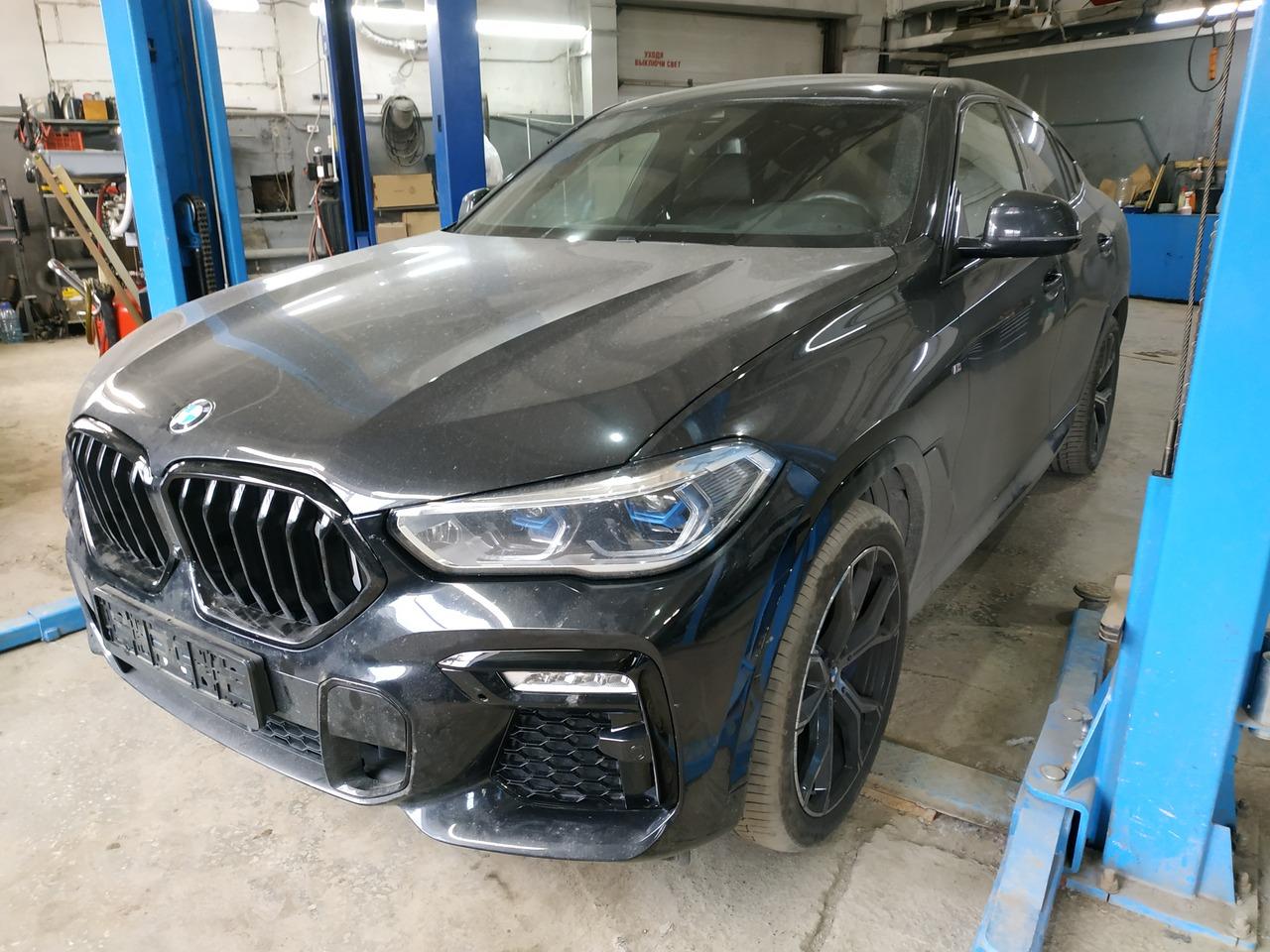 BMW X6 G06 40d 2020 г.в.