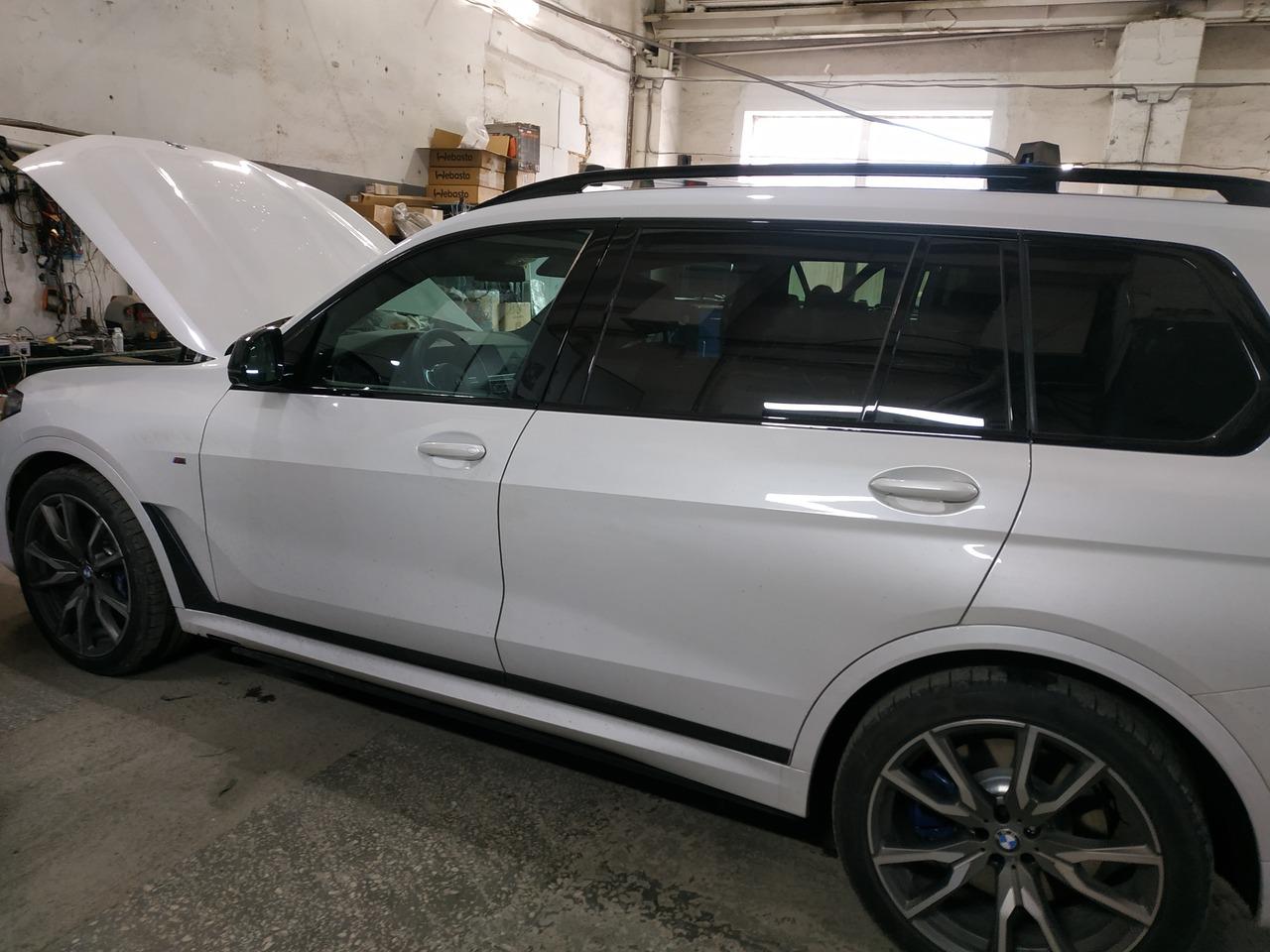 BMW X7 G07 M50i