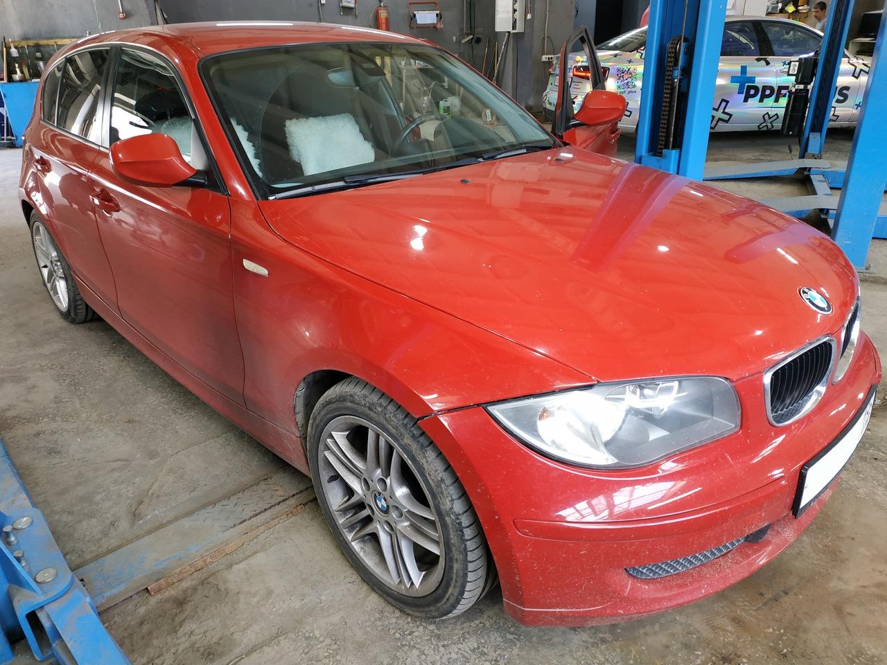 BMW E87 116i 2011 г.в.