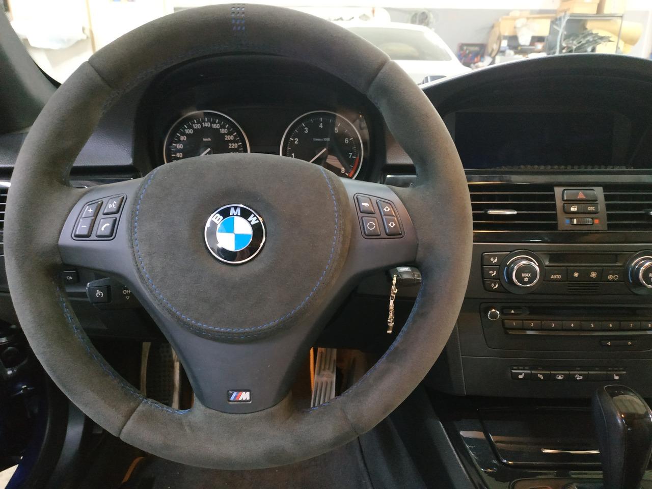 салон BMW E92