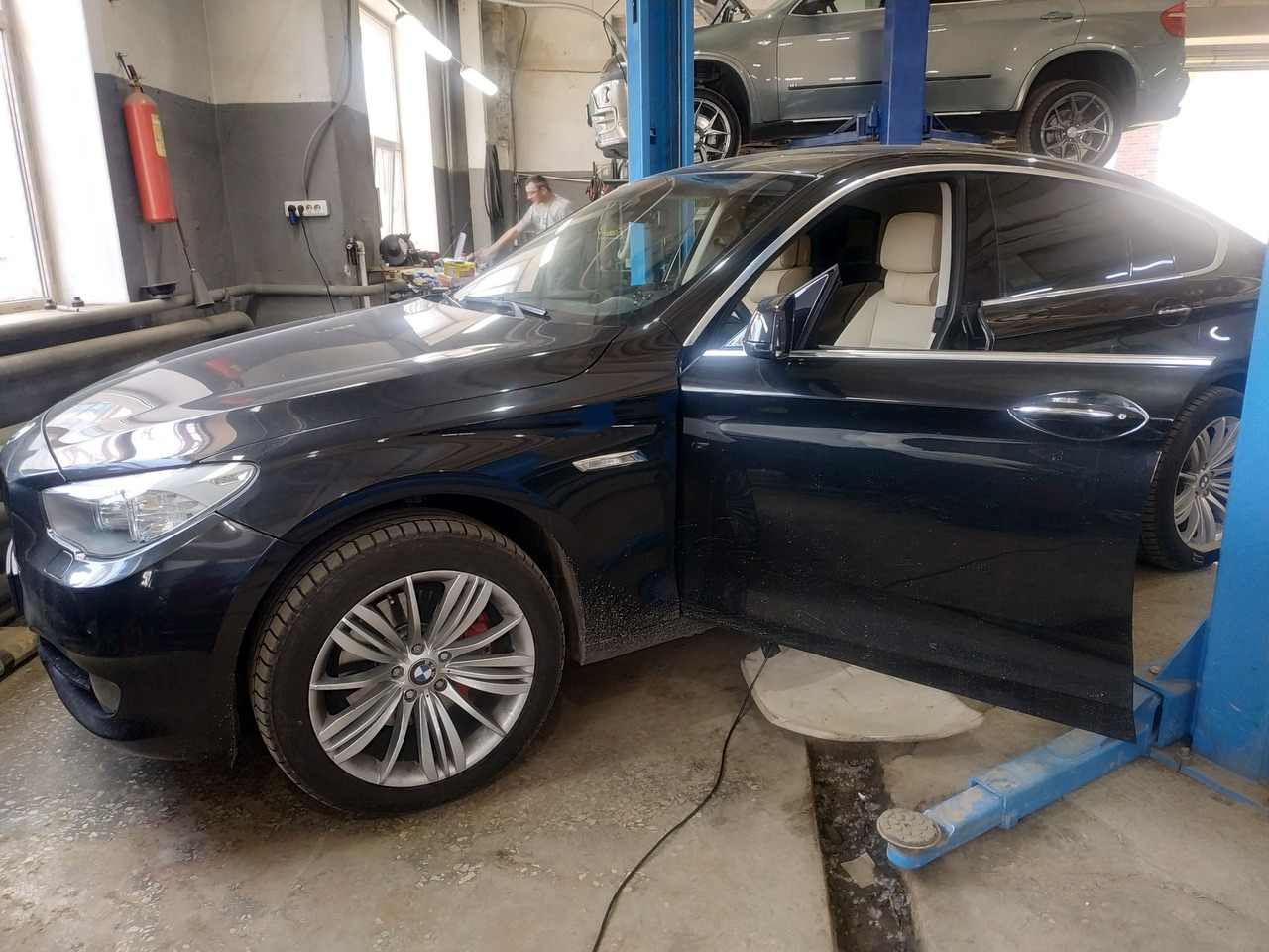 BMW F07 530d GT