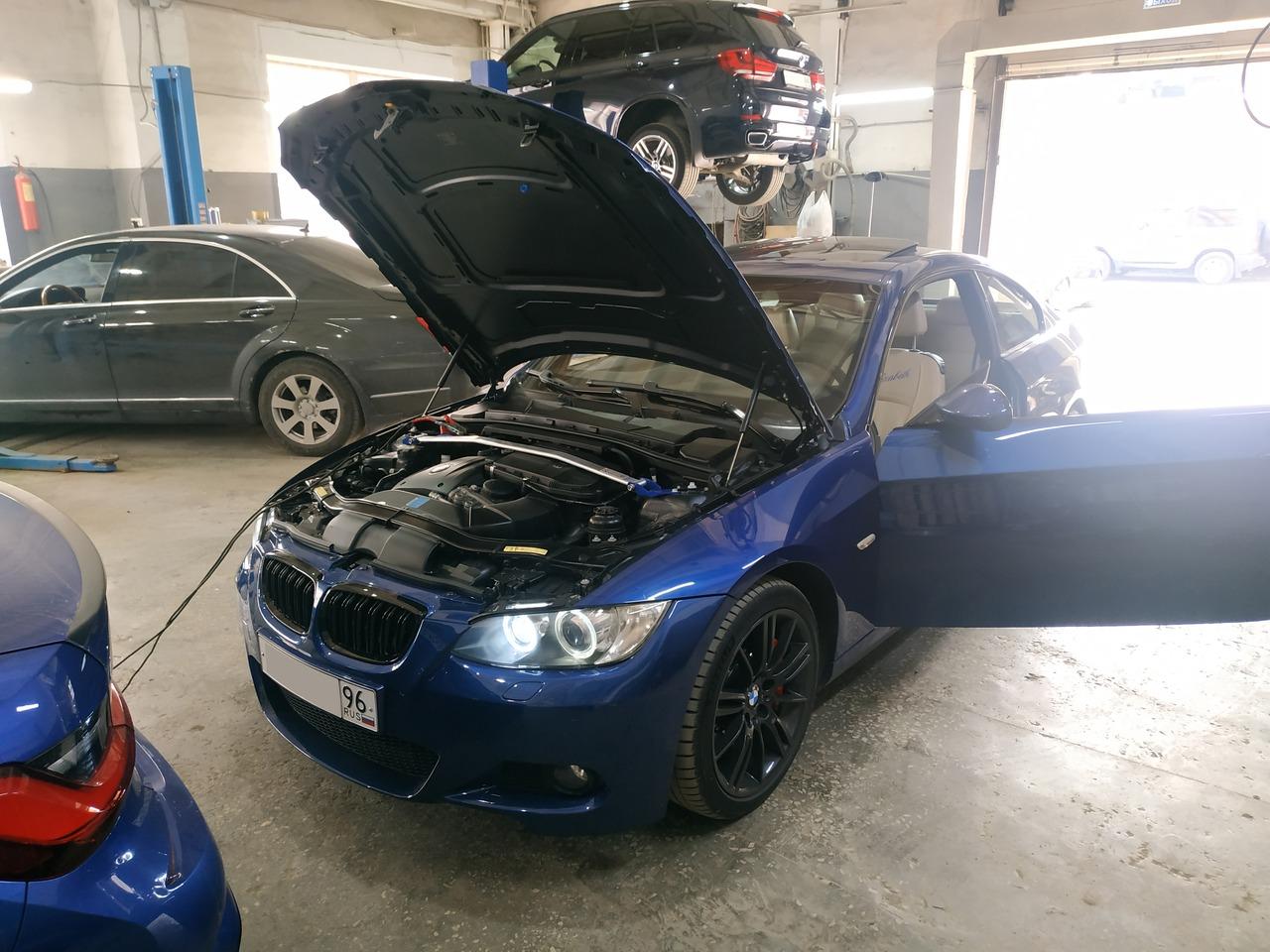 BMW E92 335xi 2008 г.в.