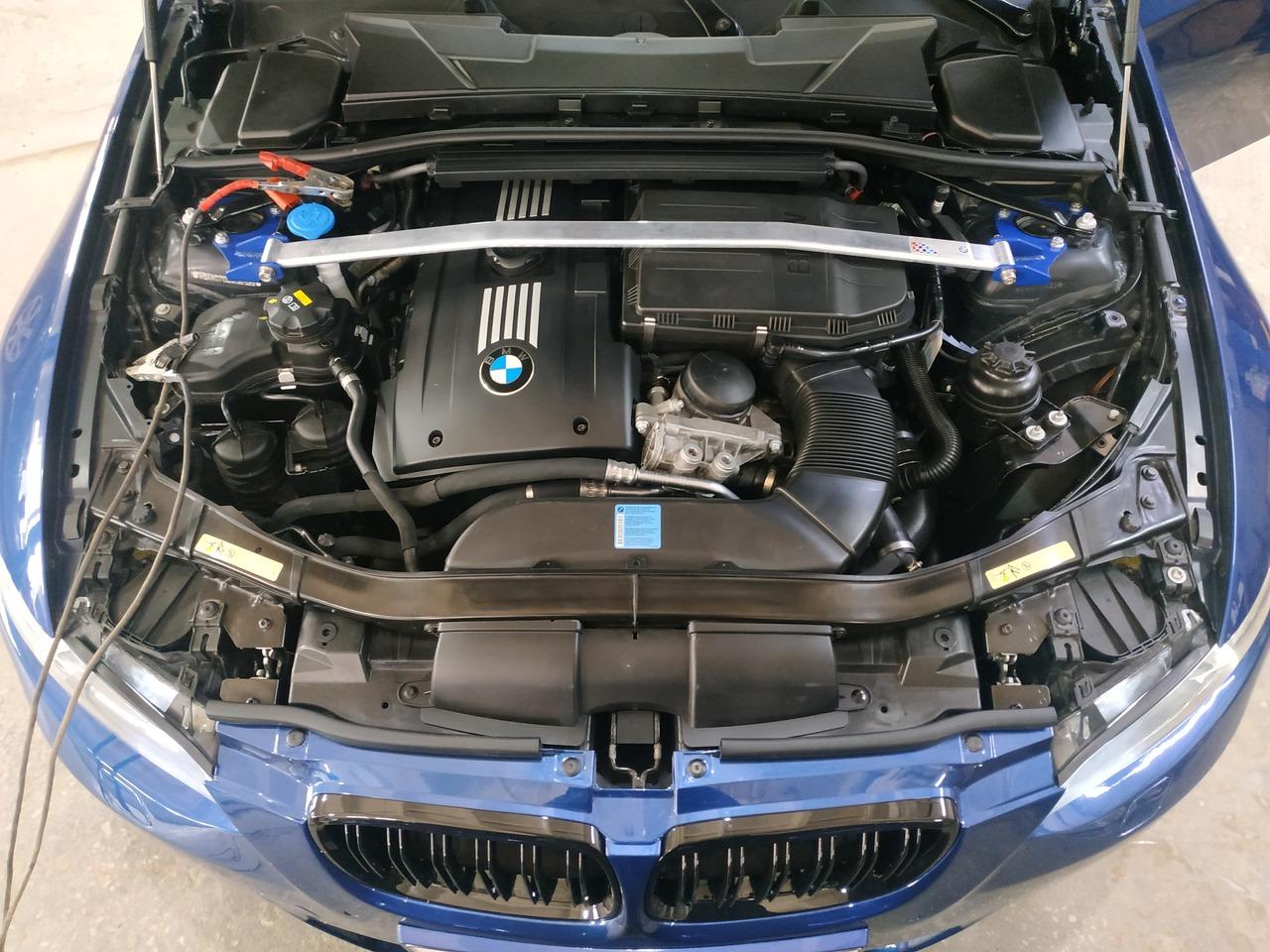 двигатель BMW E92 335xi