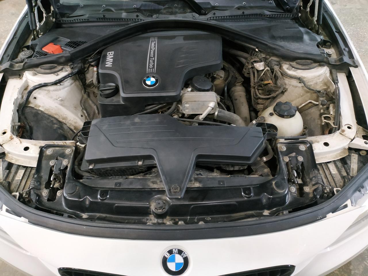 Двигатель N20, BMW F30 320i