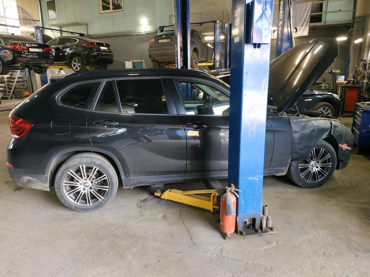 BMW X1 E84 18i 2012 г.в.