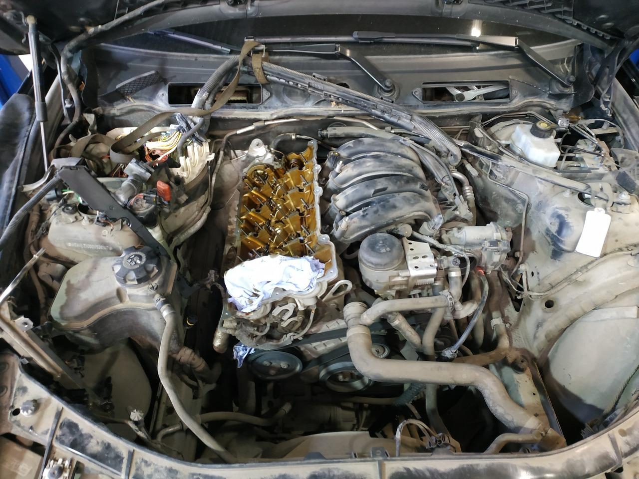 Двигатель N46