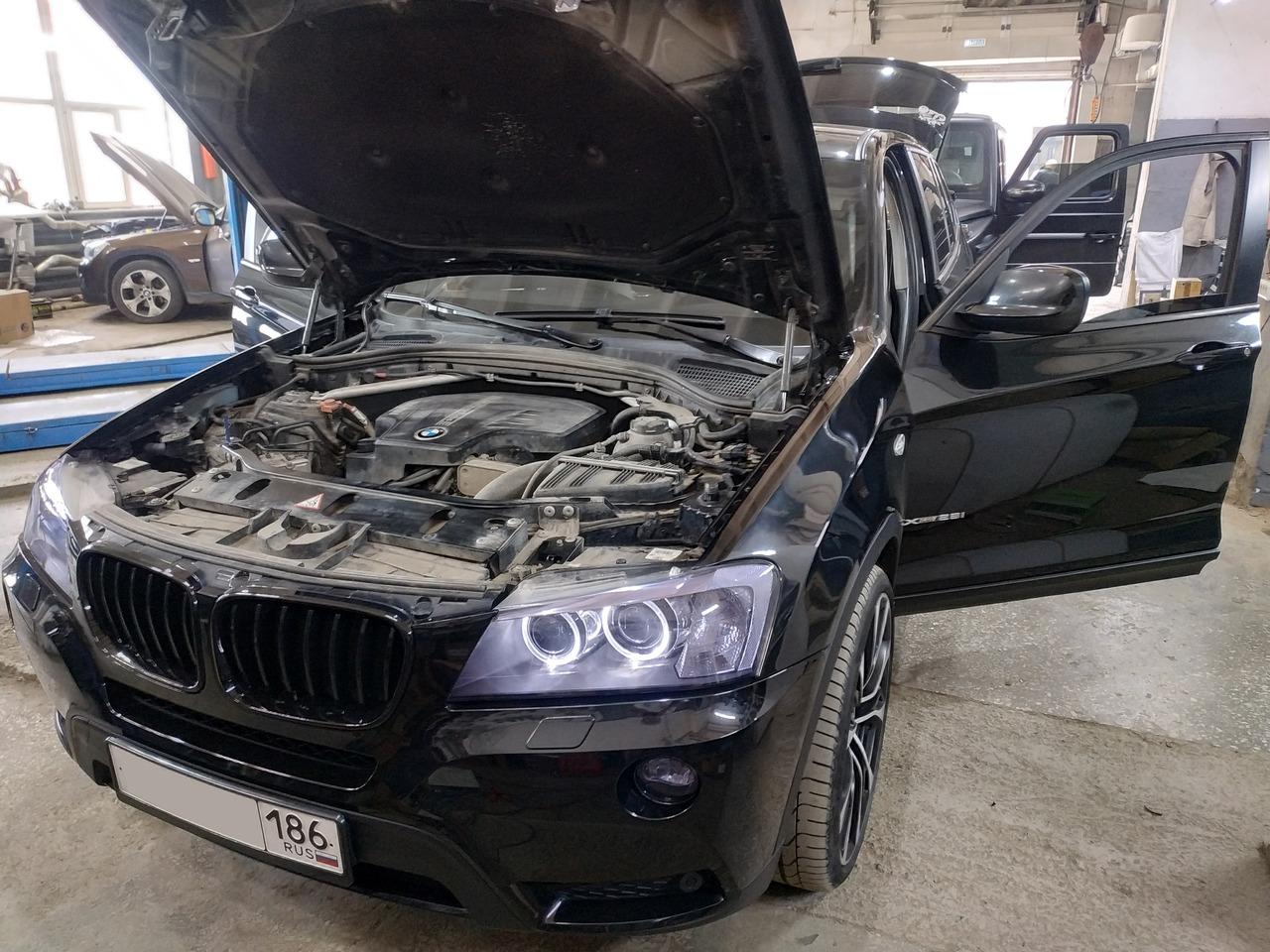BMW X3 F25 28iX 2012
