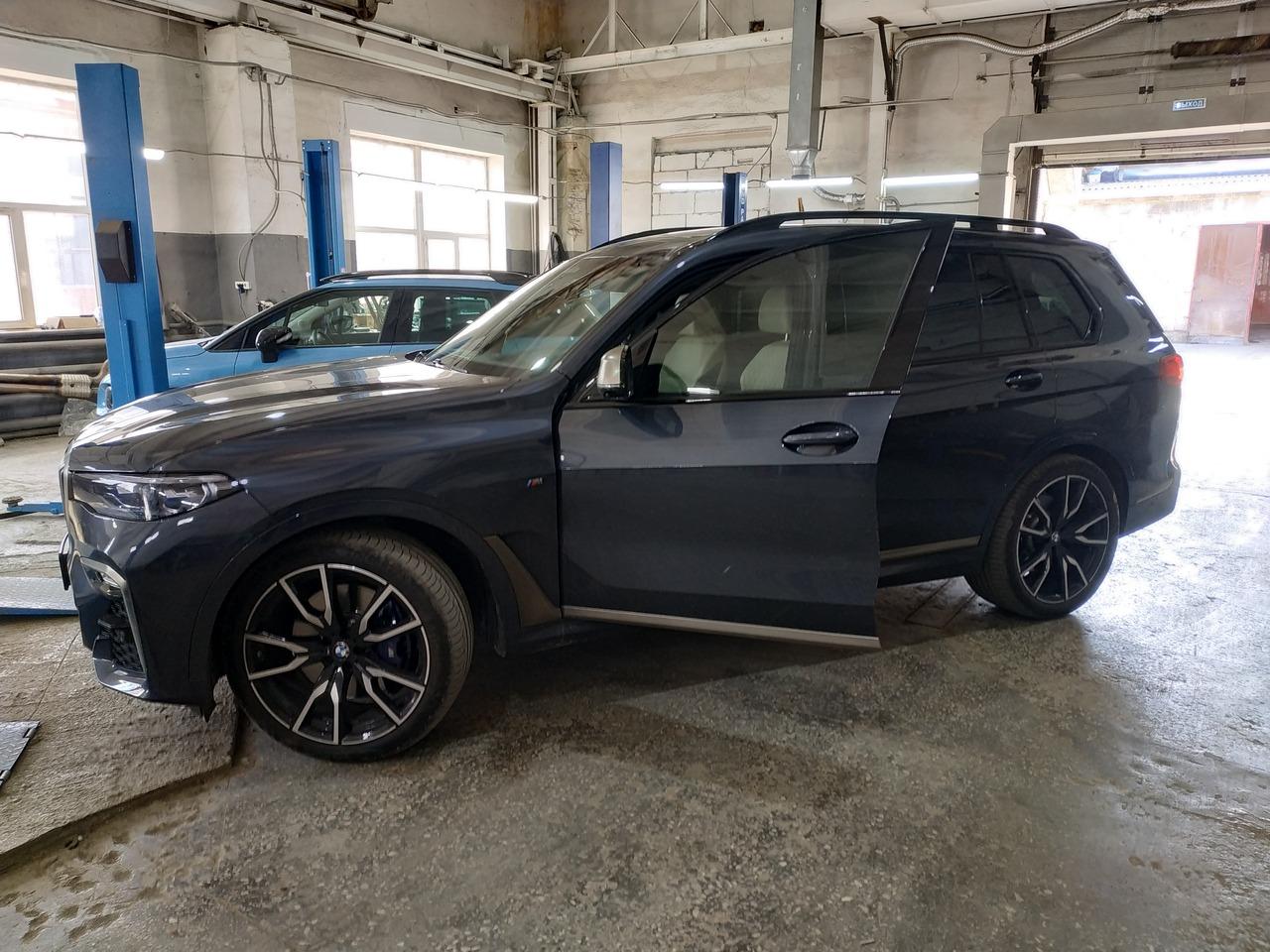 BMW X7 G07 M50d  2019 г.в
