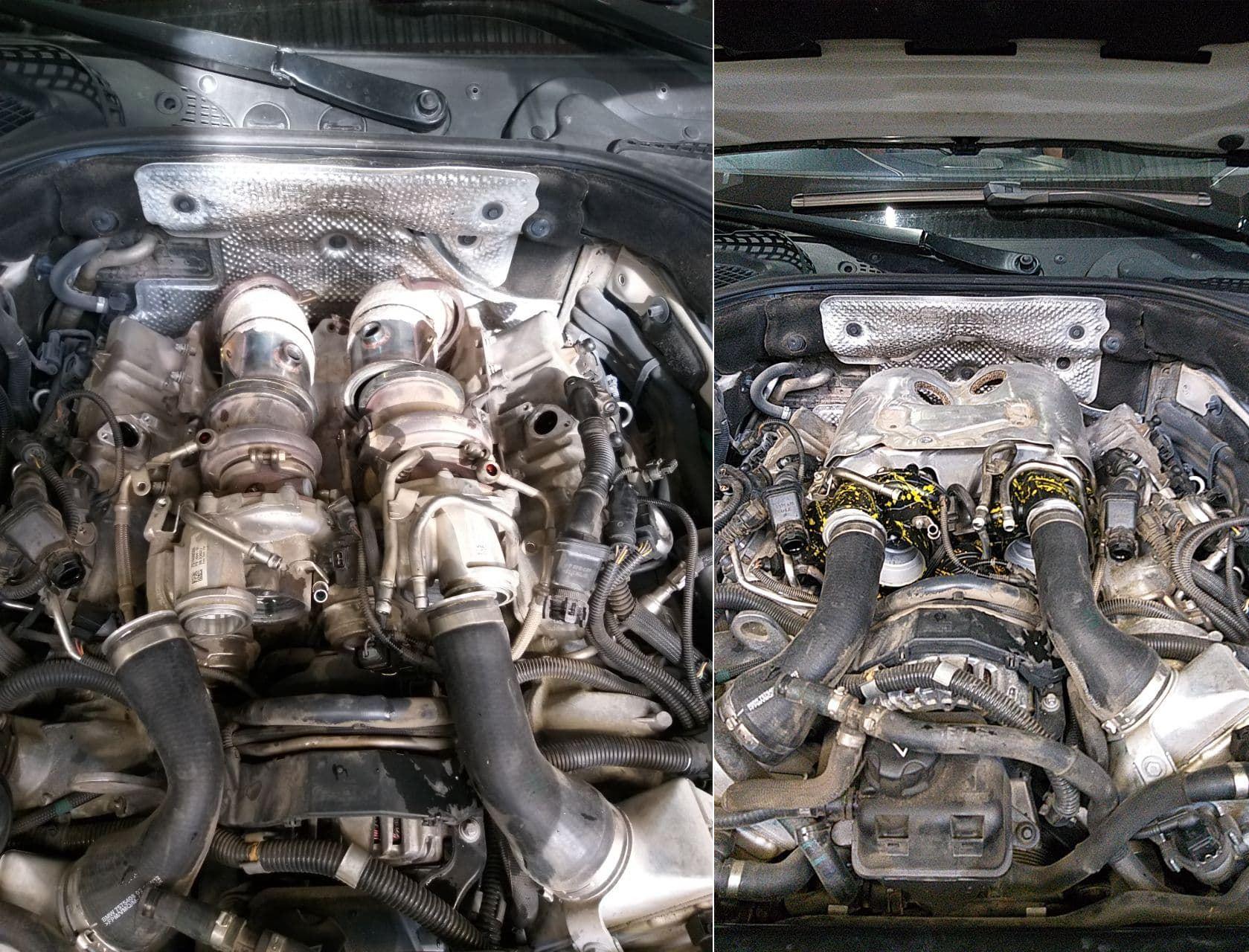 новые турбины на F13 650i