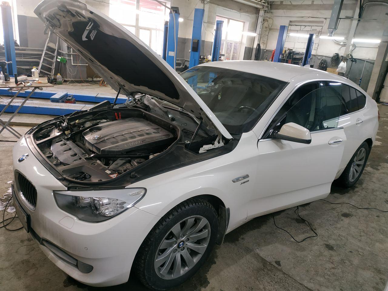 BMW F07 2013 г.в.