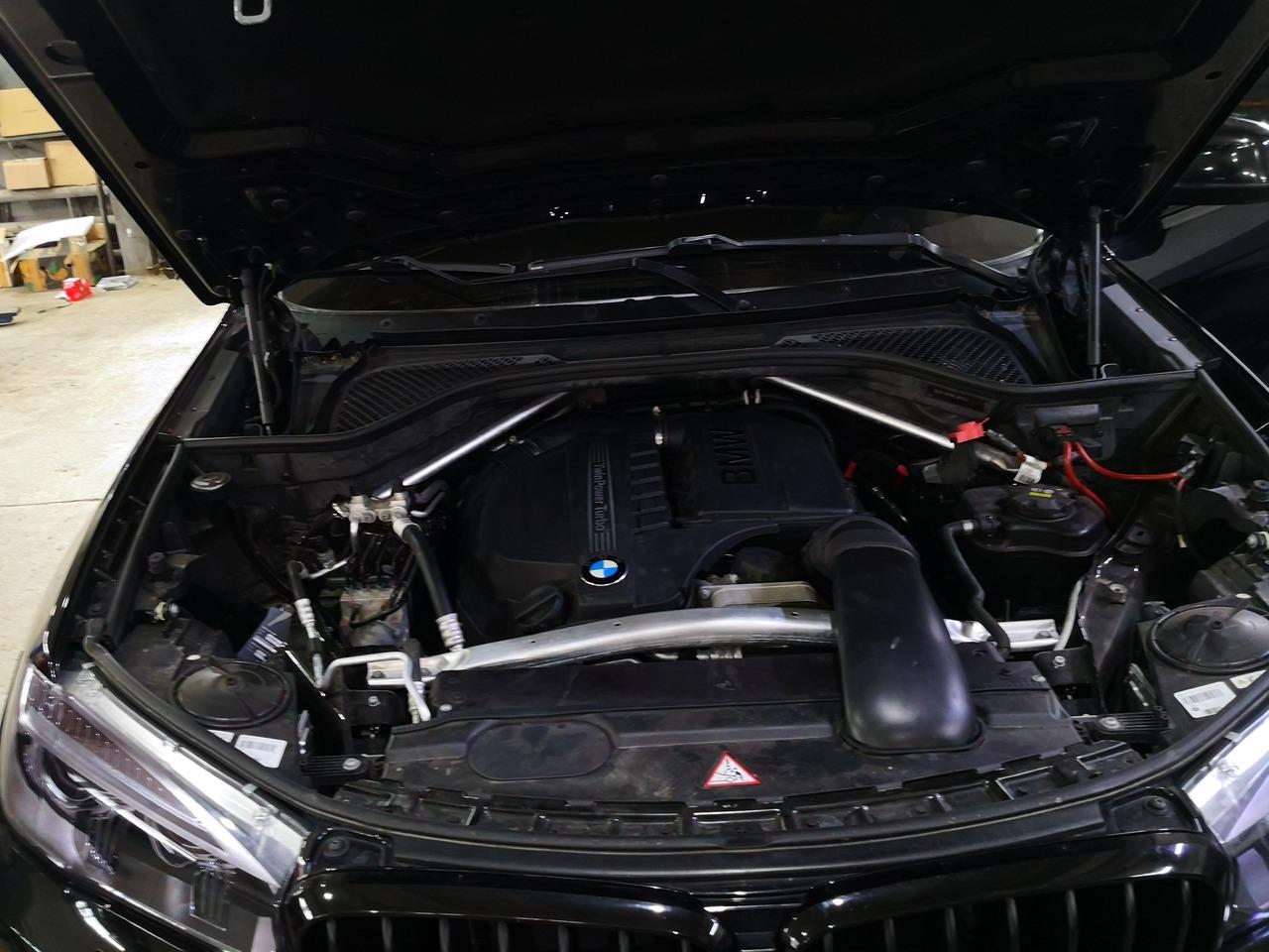 чип тюнинг двигателя N55