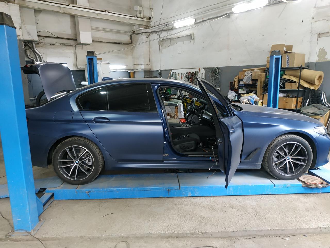 BMW G30 2021