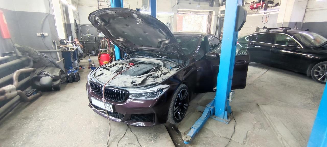 BMW G32 640d GT 2018 г.в.