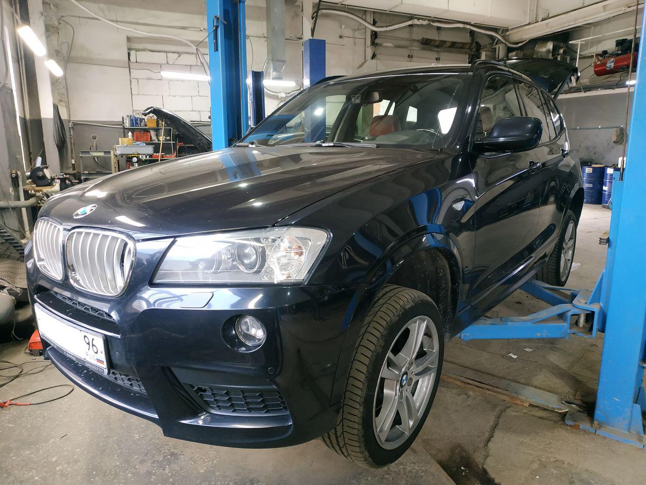 BMW F25 X3