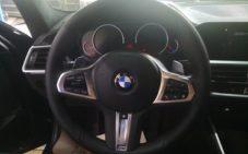 установка М-руля, BMW upgrade, Екатеринбург
